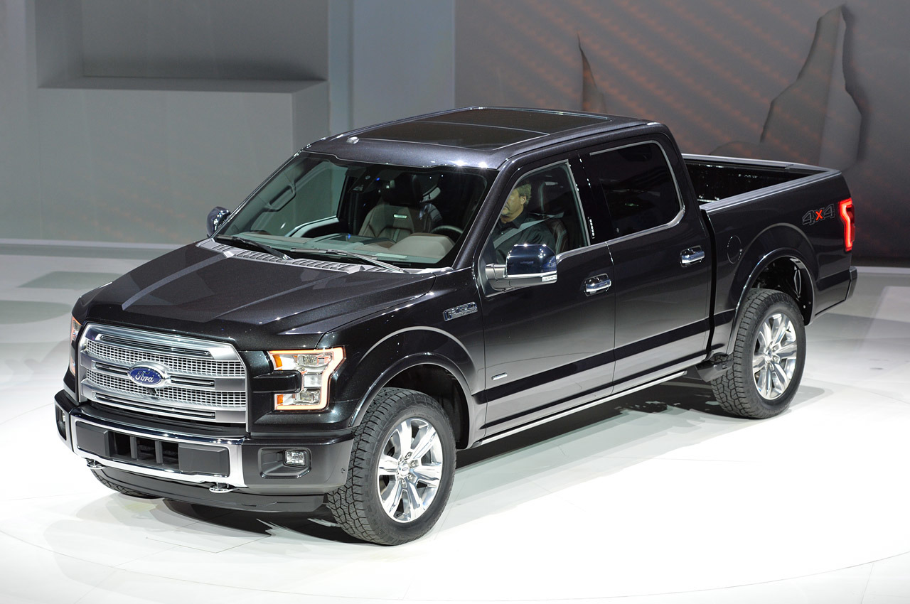 2015 - [Ford] F Series 01-2015-ford-f-150-detroit-1