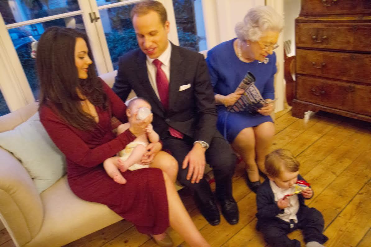 Маленький принц и его родители плюс сестричка Unnamed-4-1