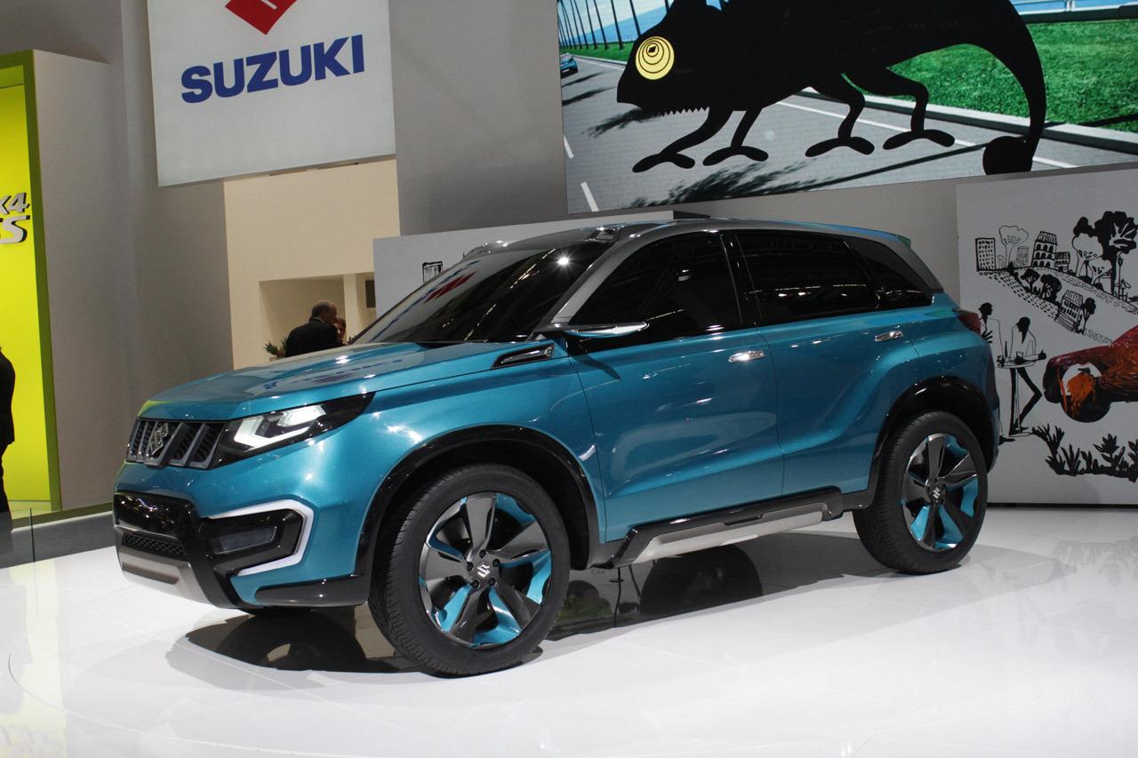 2014 - [Suzuki] Vitara - Page 4 Suzuki-iv-4-concept-frankfurt-2013-1-1