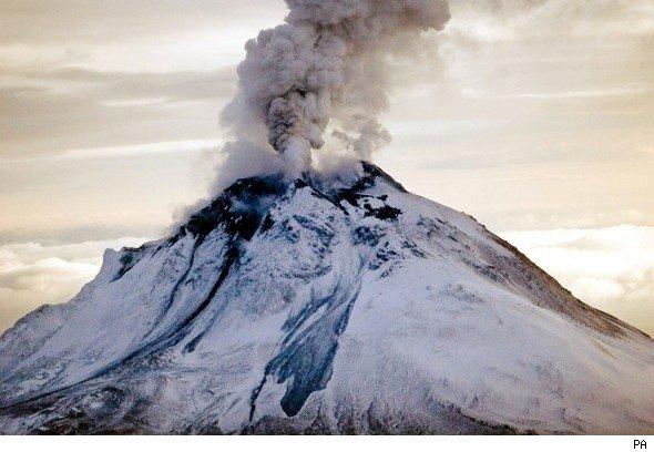 Volcanic ash cloud: the sequel Vol1