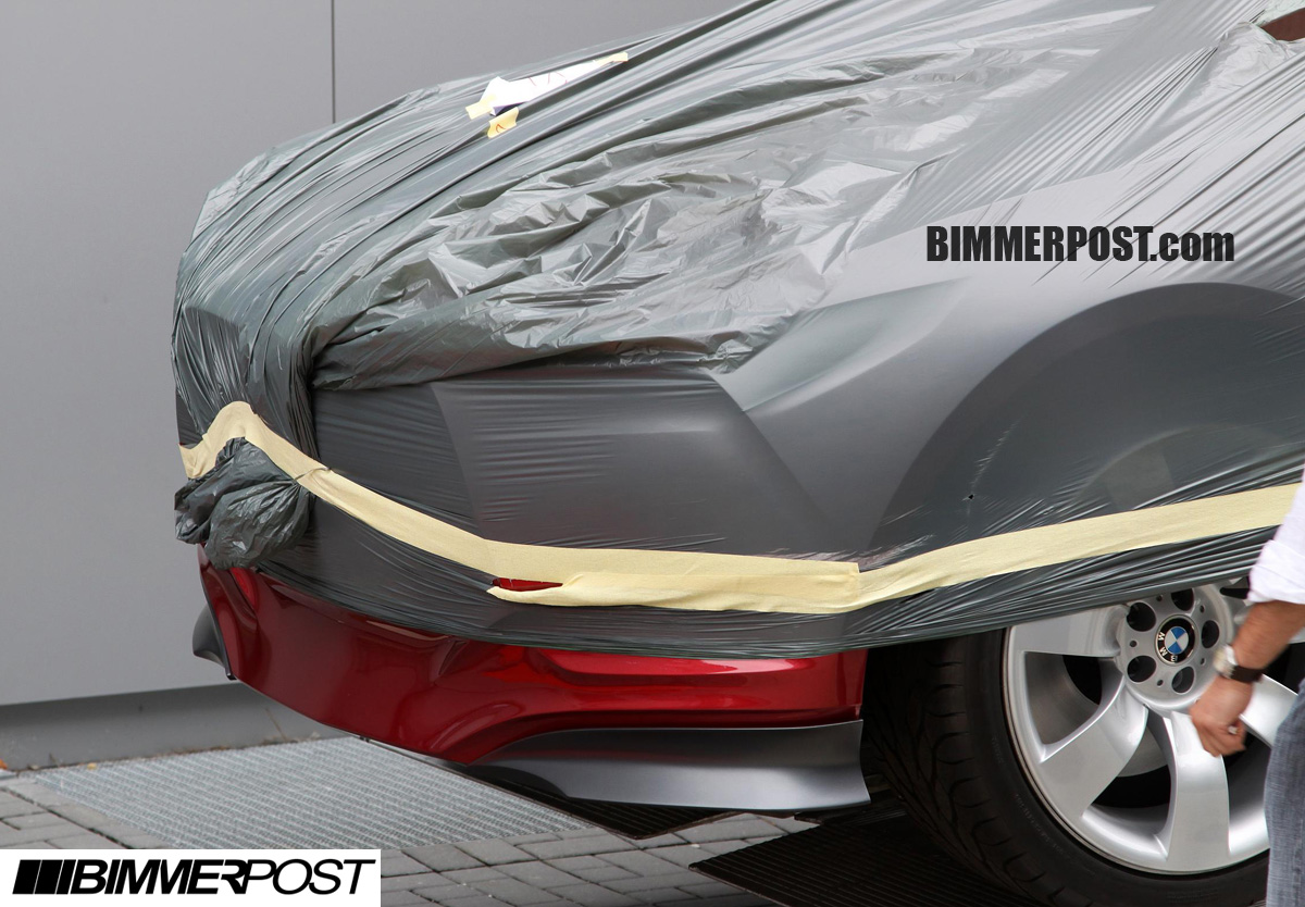 2012 - [BMW] Série 6 / M6 Gran Coupé [F06] Concept5