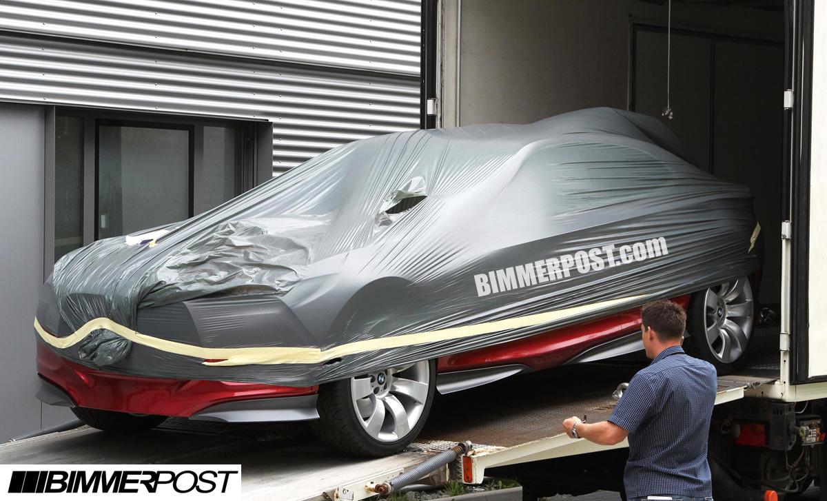 2012 - [BMW] Série 6 / M6 Gran Coupé [F06] Concept7
