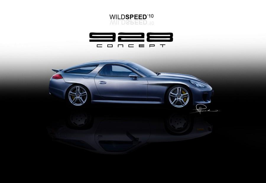 2023 - [Porsche] - Panamera Coupé Wildspeed938