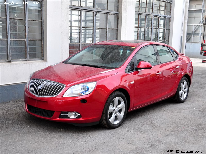 2010 - [Buick] Verano / Excelle - Page 2 2011-buick-excelle-01