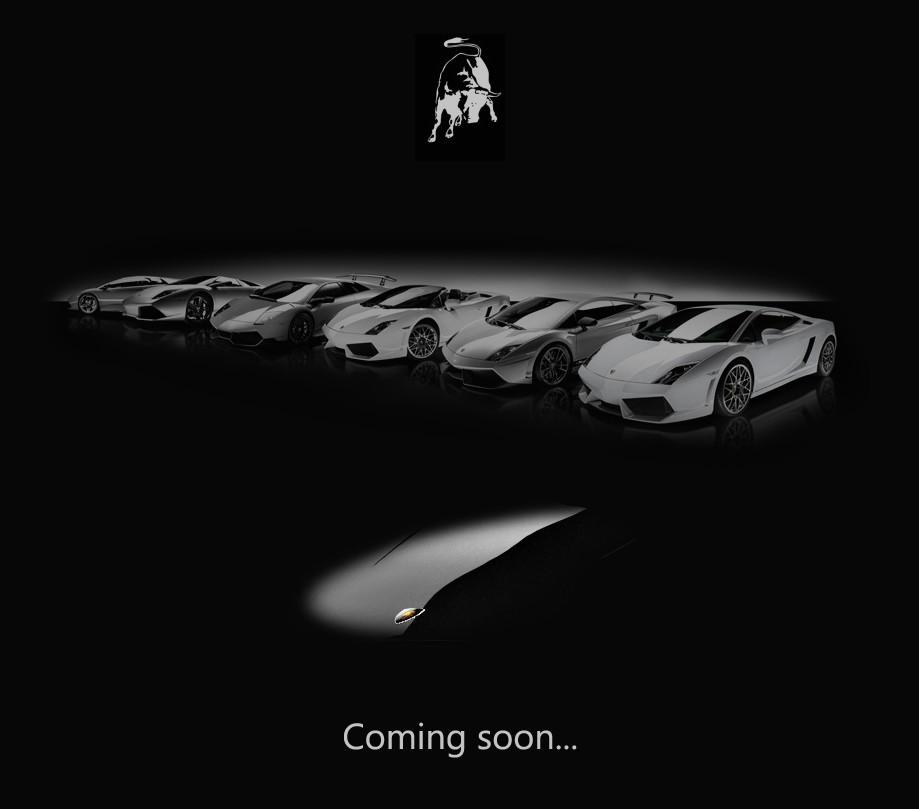 2011 - [Lamborghini] Aventador LP700-4 - Page 3 Lambo-tease