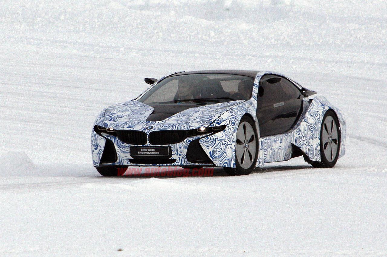2013 - [BMW] i8 [i12] 01-1299594570