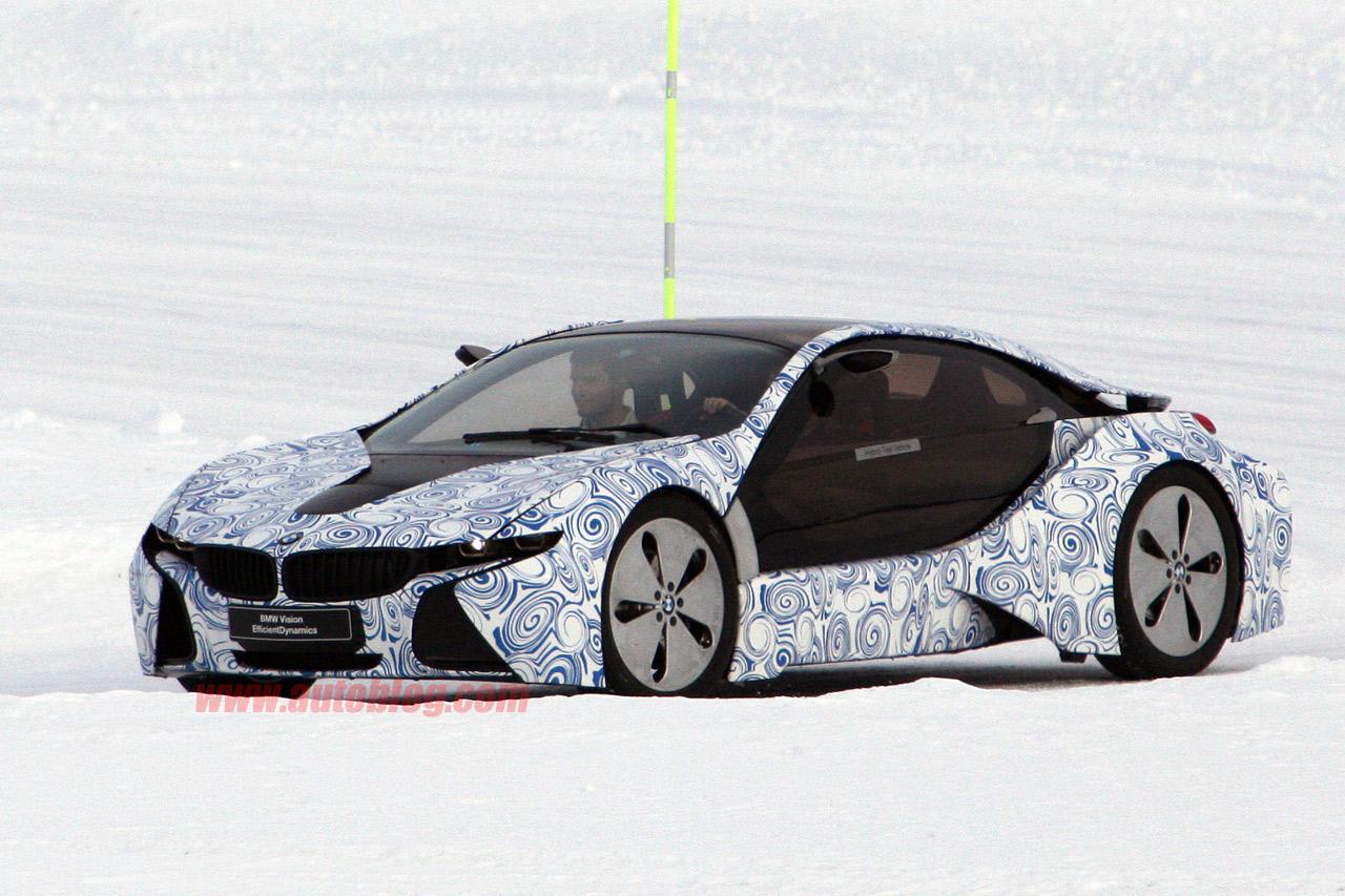 2013 - [BMW] i8 [i12] 02-1299594571
