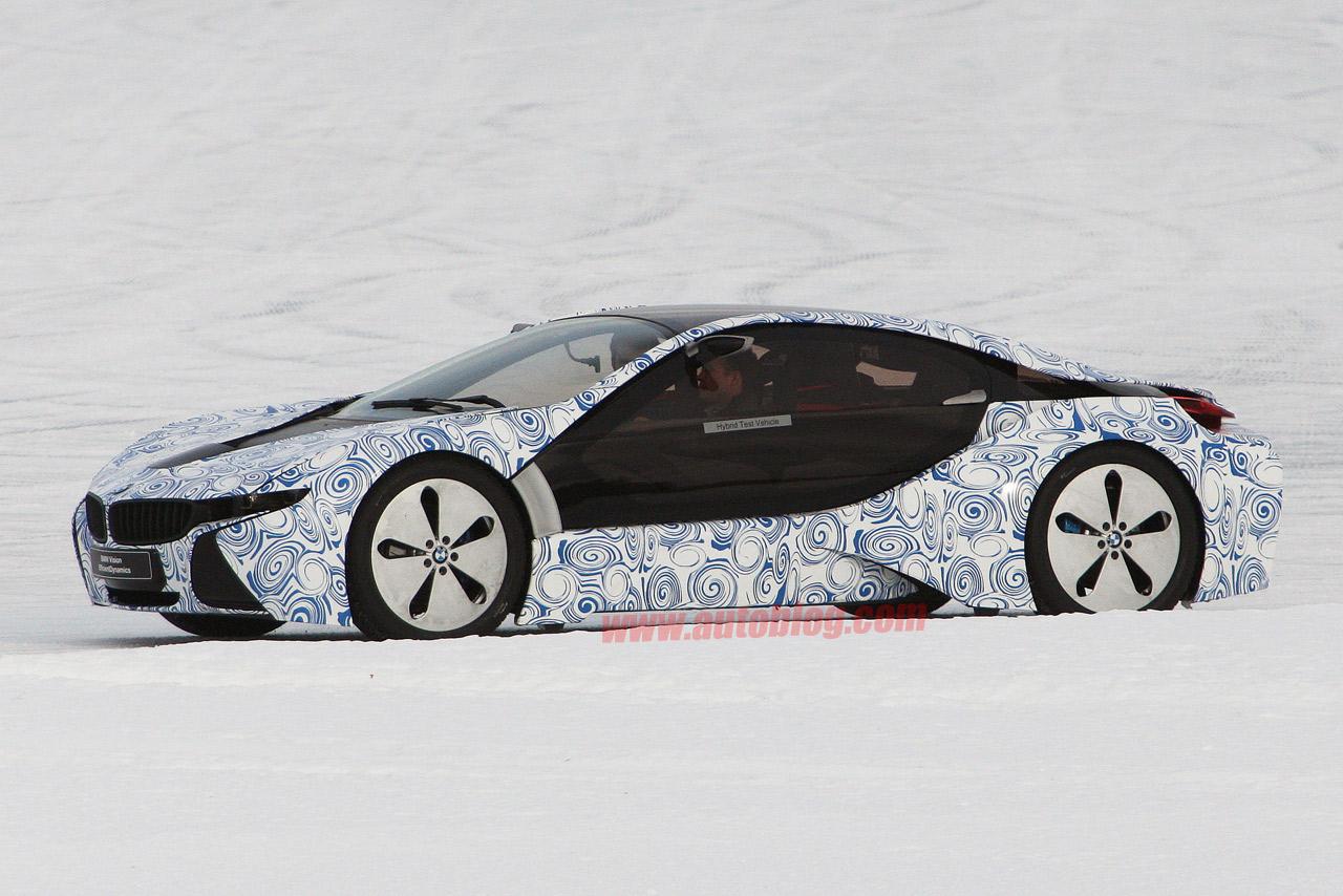 2013 - [BMW] i8 [i12] 04-1299594573