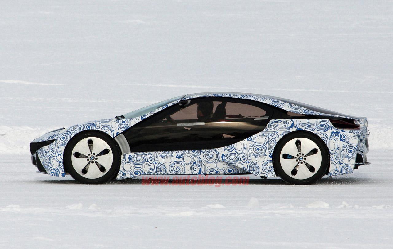2013 - [BMW] i8 [i12] 06-1299594575