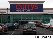 UK electrical retailers Currys and PC World are in trouble Currys182