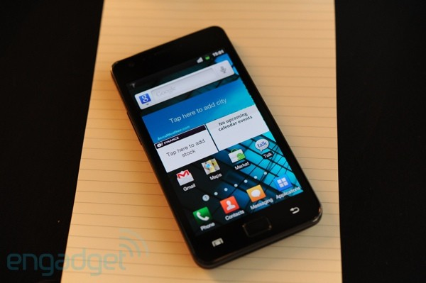 Sansung Galaxy S II confirmado: fotos e especificações Galaxy-s-ii-hands-on-03-sm