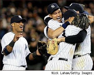 Los Yankees ganarán la Serie Mundial Yankees