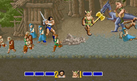 Golden axe ( arcade, master system, megadrive, micro-ordinateur ) Goldenaxe0918