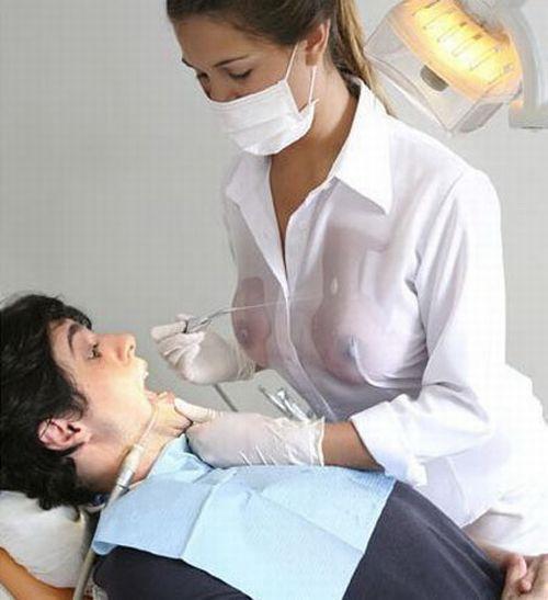 sin palabras - Página 2 Dentistasexy