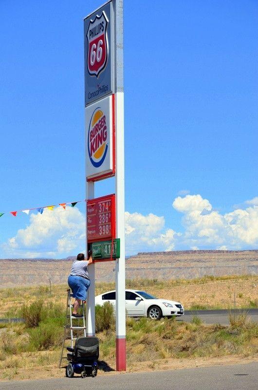 Humore montazhi dhe foto tjera humoristike - Faqe 2 Bajar-precios-gasolina