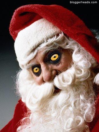 Cher Papa Noël ! Satan_claus