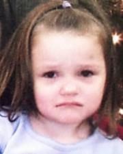 LISA IRWIN, 10 months: parents make tearful plea - AND - Aaliyah Lunsford, missing in U.S., aged 3: LATEST   Aliayah-lunsford