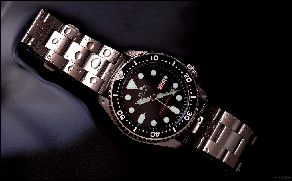 Tool Watch pour l'été ! Seiko-Skx-007-eau-noire-72-1024