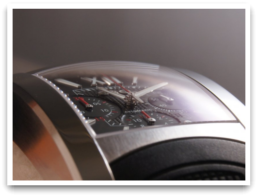 Revue: EBEL Brasilia chronograph 6c9621fac998ae84bebdd564286fae07
