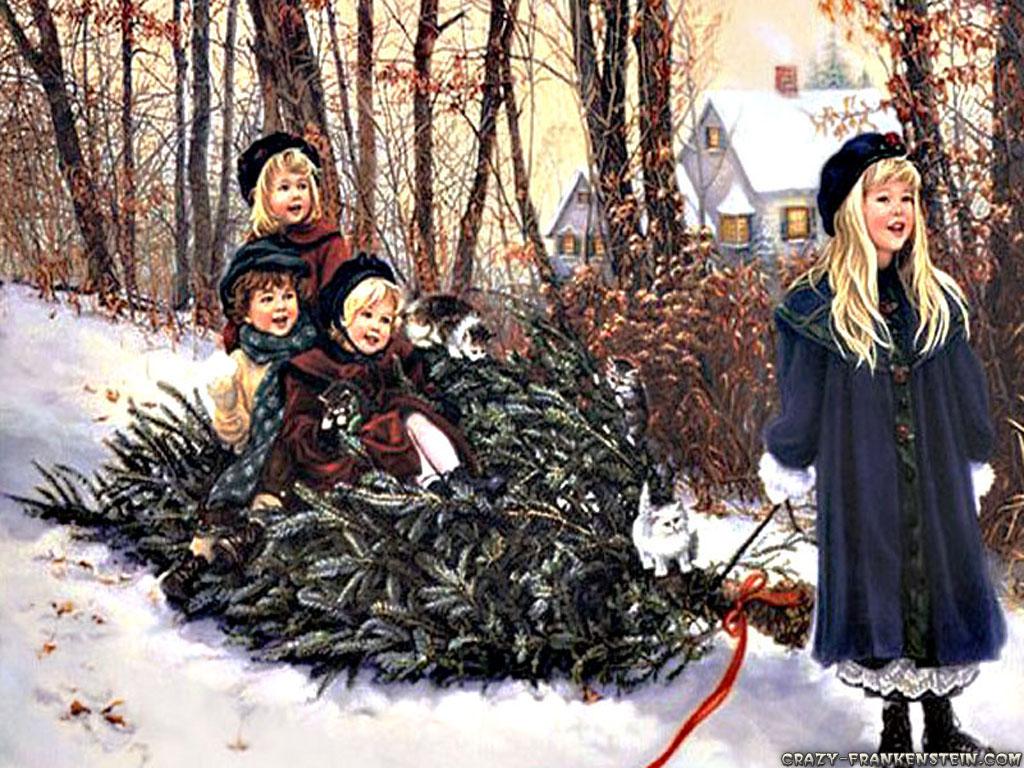 +++++LA MAGIA DE LA NAVIDAD+++++ - Página 11 Tarjetas-navidenas-vintage-15
