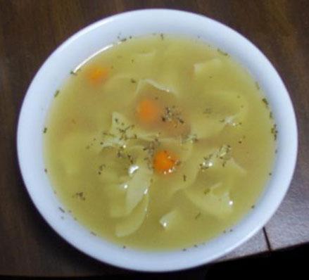 САКАМ - НЕ САКАМ Chicken-soup