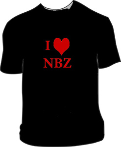 signe de geekitude...le nab's tee-shirt... Blovenab