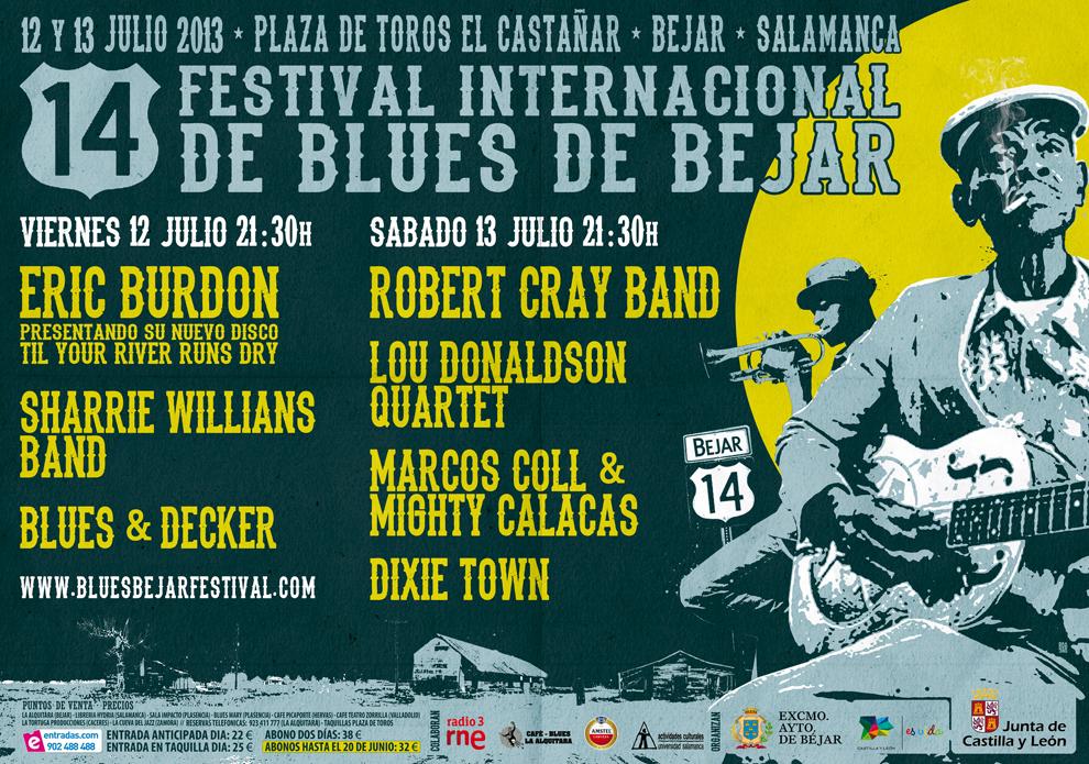 Mucho ojo con el FESTIVAL DE BLUES DE BÉJAR FBB2013-100X70-WEB-RNE1