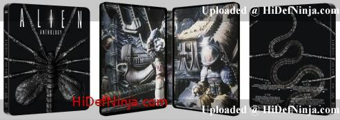 Play.com - Steelbook Collection 04/06/12 Alien-Anthology