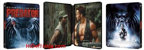 Play.com - Steelbook Collection 04/06/12 Predator