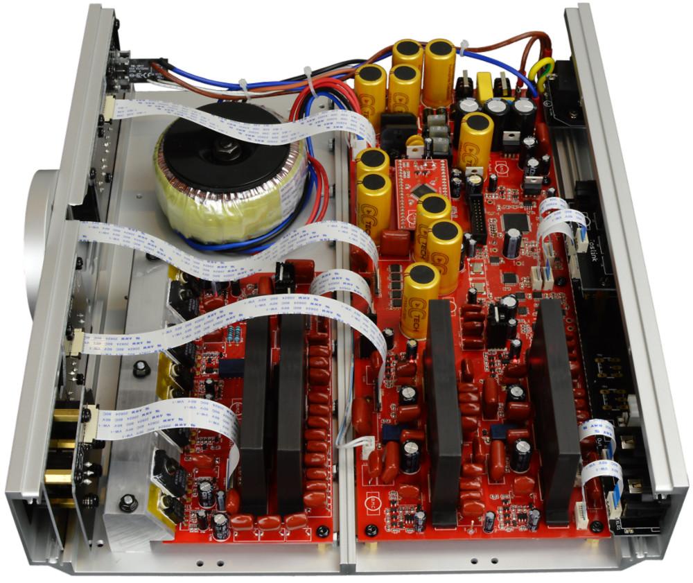 B.M.C. Pure DAC PDAC-Open1-LR