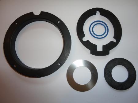 Gas Cap Assembly BMWDichsatzTankdeckelK100-116119062461