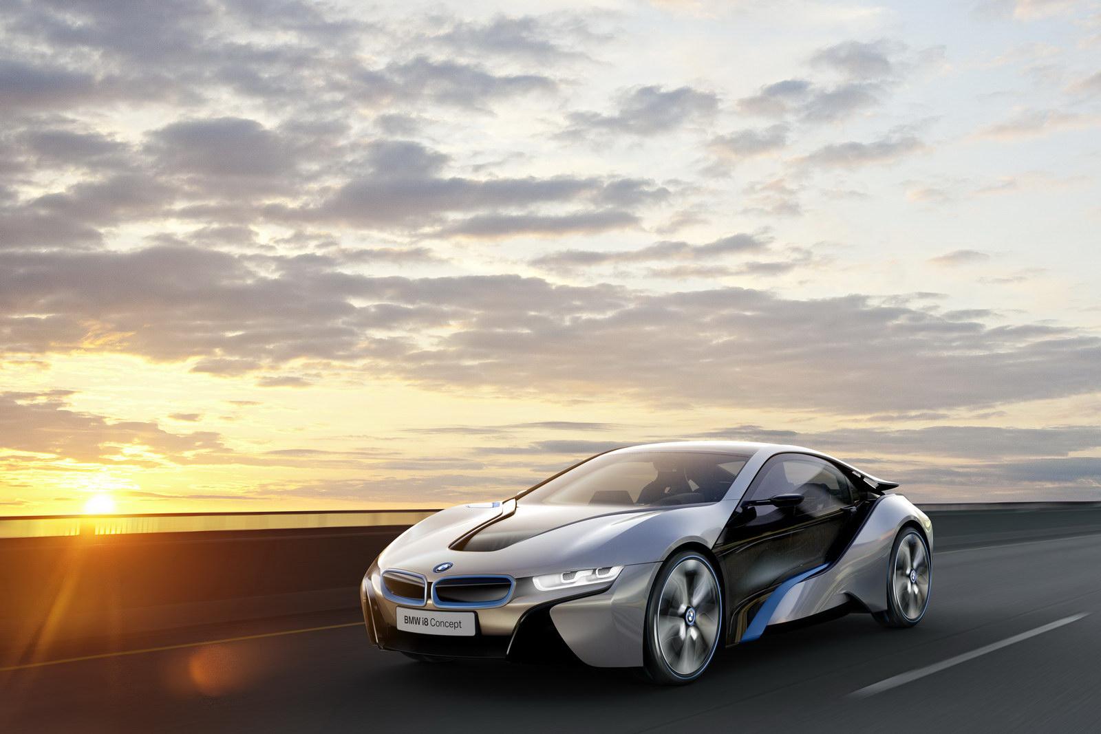 2013 - [BMW] i8 [i12] - Page 10 BMW-i8-Concept-4