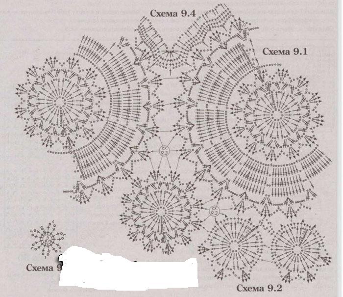 جليهات كروشيه تحفة بالبترون Bntmofeid-8f5190a475