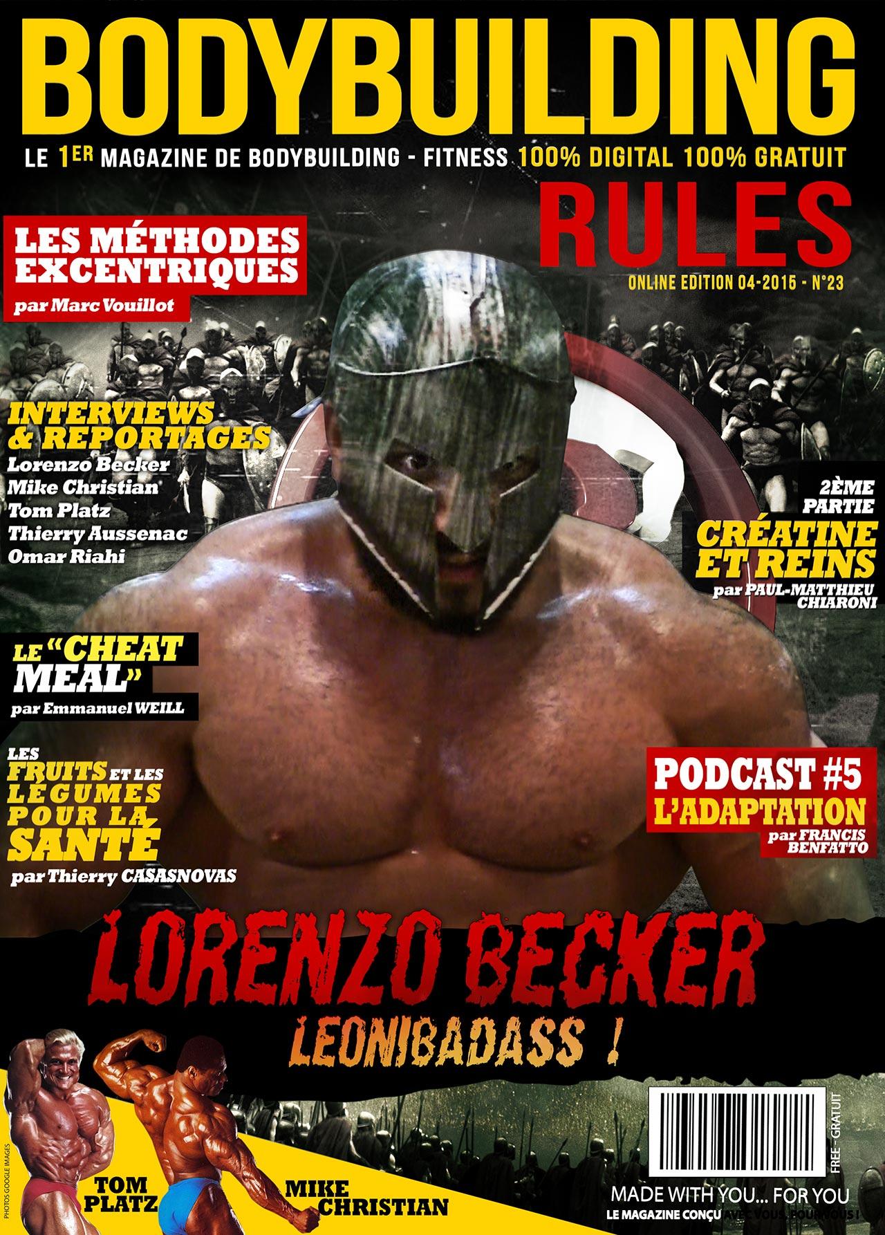 bodybuilding - www.bodybuilding-rules.com le magazine interactif GRATUIT  1bbrM23