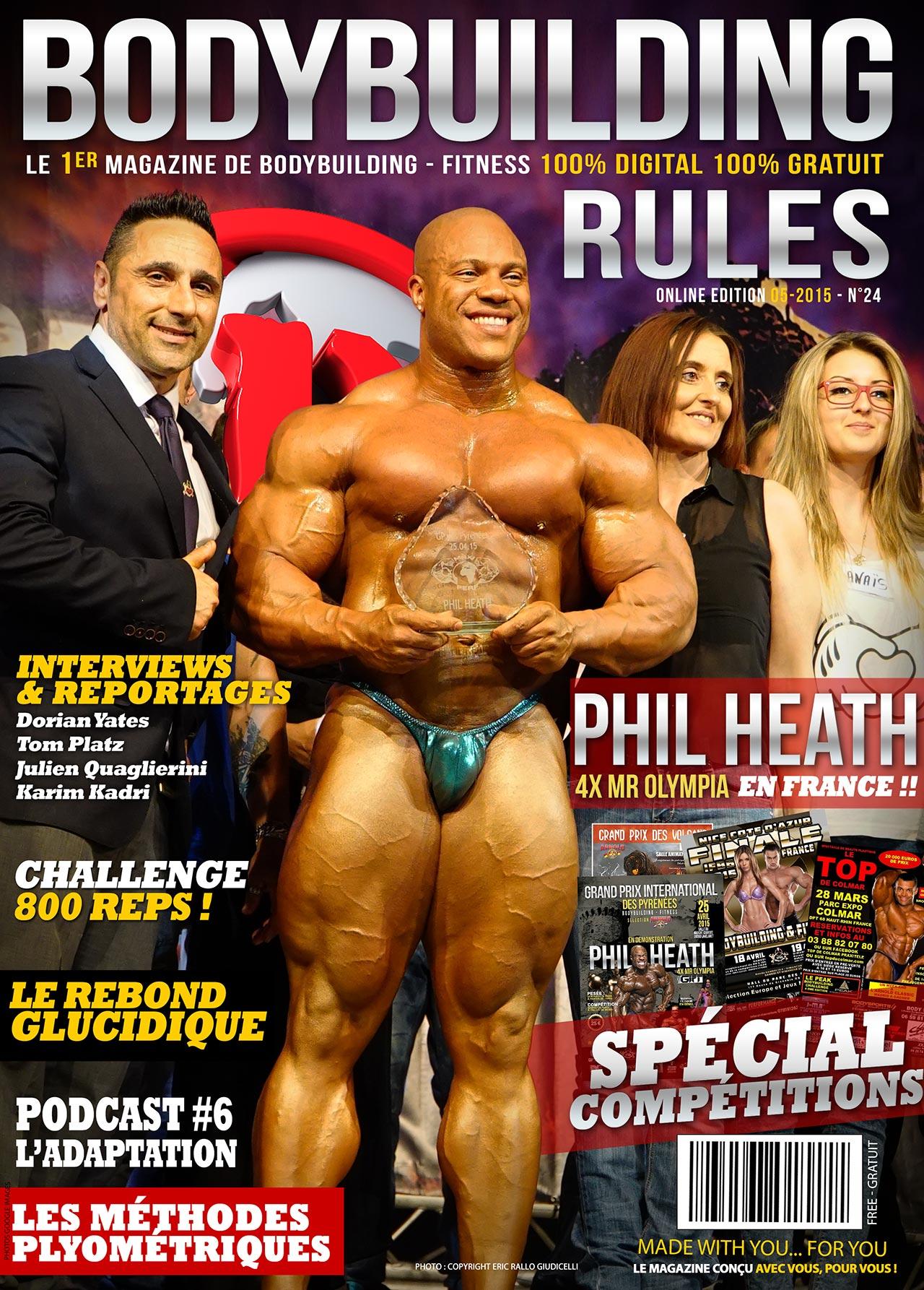 bodybuilding - www.bodybuilding-rules.com le magazine interactif GRATUIT  1bbrM24