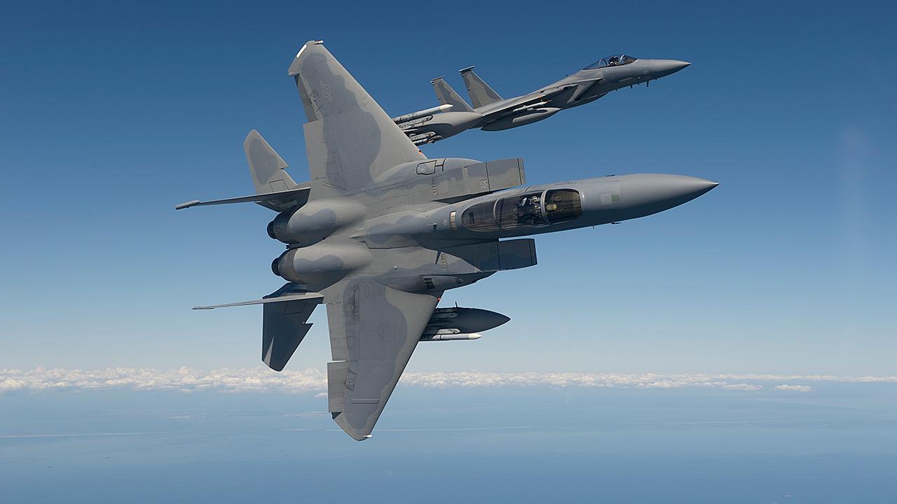 واشنطن لتوفير خدمات لوجستية لقطر بـ1,1 مليار دولار  F15_hero_new_1280x720