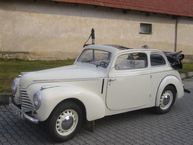 Skoda Auto Skoda-Tudor-polocabrio