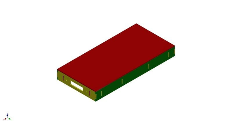 Module T-Trak TTrack_droit_double_module_T_Track_T_track_construire_module_T_Track_fabriquer_T_track_T_track_N_standart_t_track