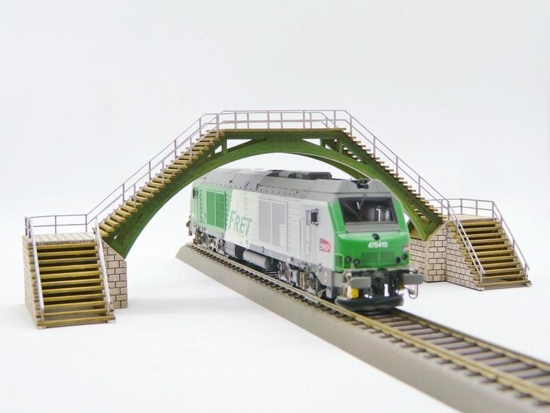 Passerelles de voie Bois_modelisme_passerelle_pietons_passerelle_pietons_passerelle_HO_passerelle_voie_pont_ho_pont_1_87_pont_2_voies_ho_pont_1_voie_fabrication_pont_ho