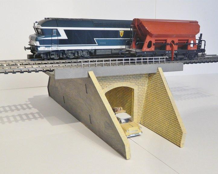 [Bois Modelisme] Pont Route à l'échelle HO BOIS_MODELISME_tunnel_ho_modelisme_pont-route_ho_pont_route_ho_entree_de_tunnel_ho_entree_tunnel_simple_voie_entree_tunnel_1_87_tunnel_HO_7