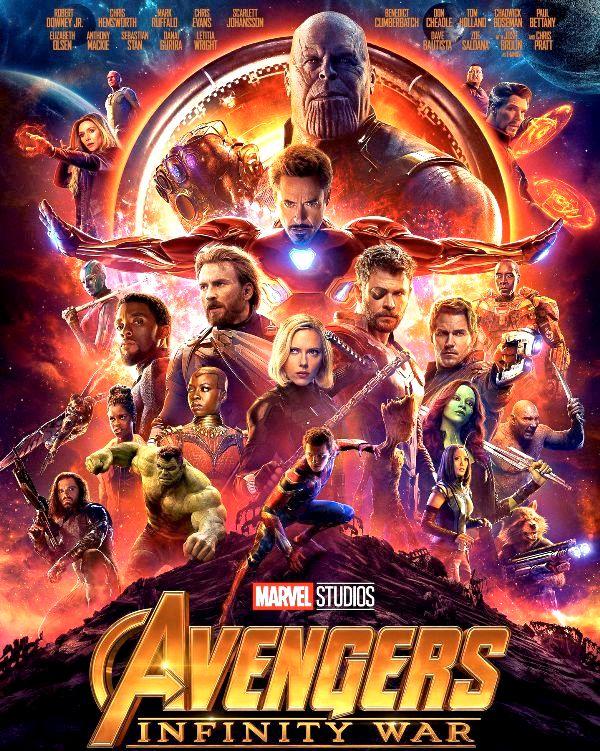 LA ÚLTIMA PELÍCULA QUE HAS VISTO... ¡EN EL CINE! - Página 2 Avengers-infinity-war-ground-rules