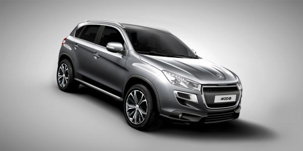 Nuevo Peugeot 3008, en China se llamará Peugeot 4008 Peugeot-4008