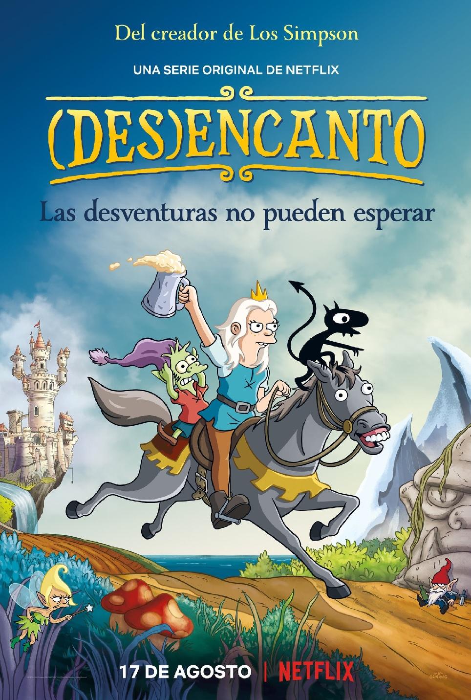 SERIES A GO GO  - Página 2 Desencanto