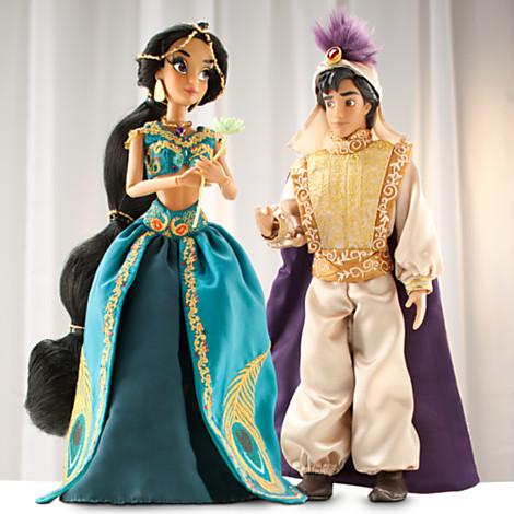 Disney Store Poupées Limited Edition 17'' (depuis 2009) - Page 38 Aladin-et-Jasmine-Poup%C3%A9e-de-collection-DisneyStore