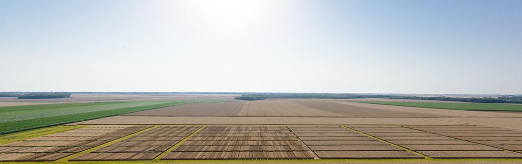 Travaux agricoles Implantations