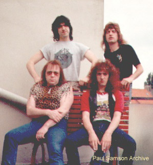 75 ESENCIALES DE LA NWOBHM vol.3: 6 - TYGERS OF PAN TANG - Página 12 Germany83