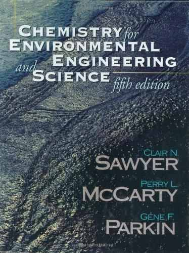 كتاب  Chemistry for Environmental Engineering and Science Chemistry-for-Environmental-Engineering-and-Science