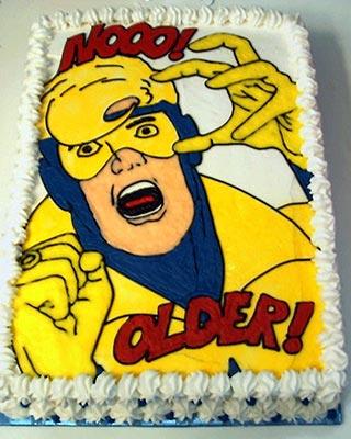[Cumpleaños] FELIZ CUMPLE BOOSTER!!!! Cake
