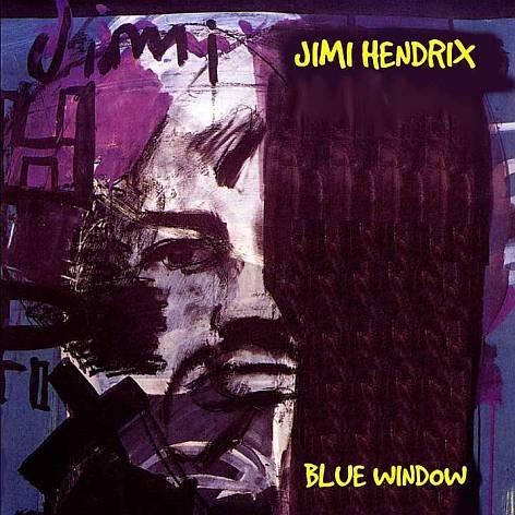 Blue Window (ATM 054) Bw