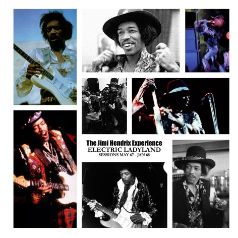 Electric Ladyland Sessions: May 1967-January 1968 (ATM 234-235) Elec1